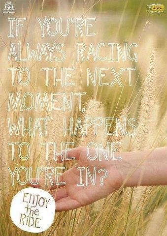 Stop Racing