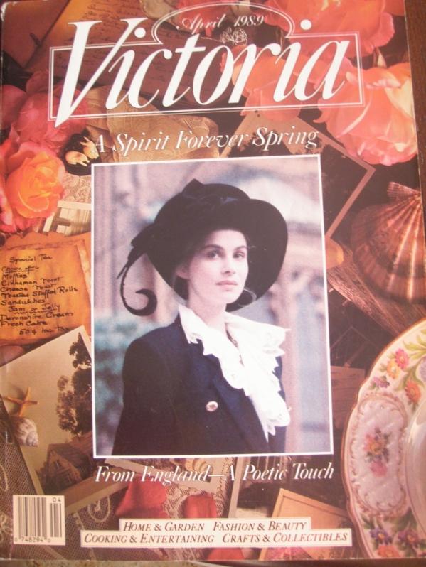 Victoria, April 1989