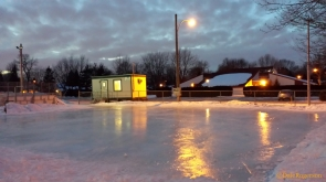 Rink for skaters