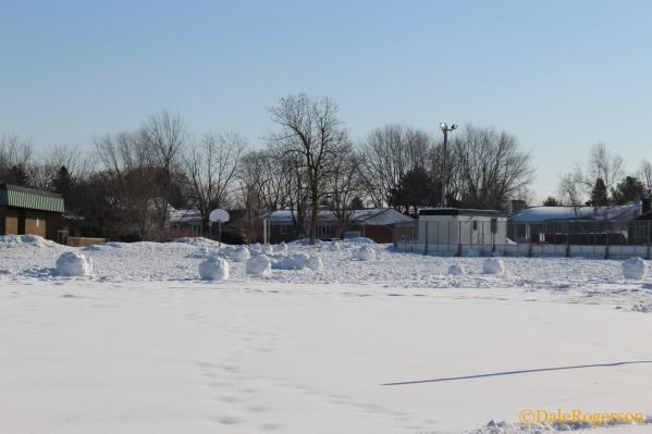Snowmen bodies