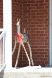Home made reindeer