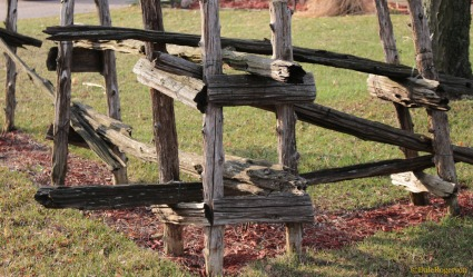 Branch fence