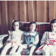 Easter, 1974 (my birthday)
