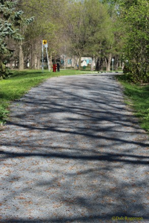 Path to Louis-H. House