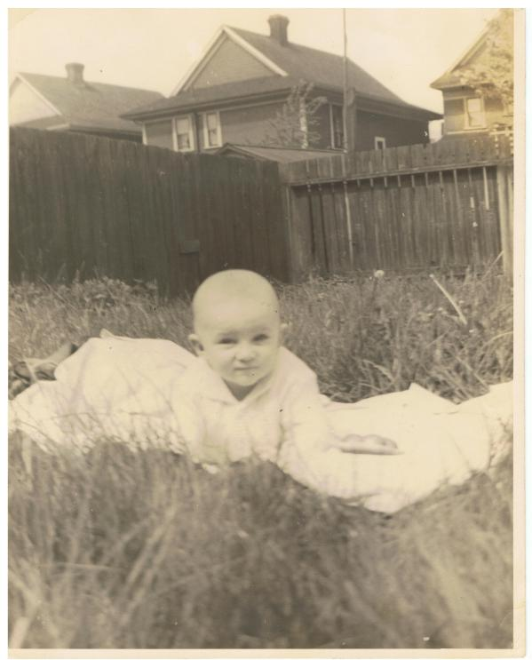 Baby Laurence