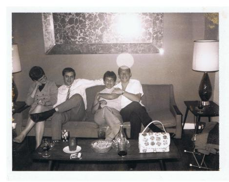 Bobbi, Sonny, Mom & Dad