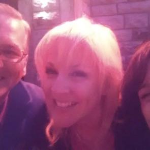 Jeff, Karen & me
