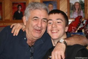 Iain & Grand-Papa