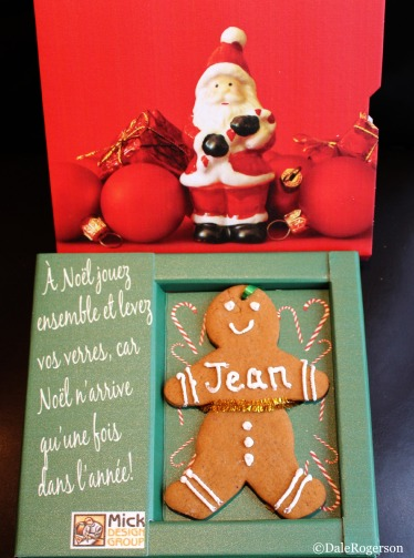 Cookie Christmas Cards