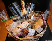 Basket assembled