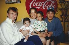Nakashuk family & Mick
