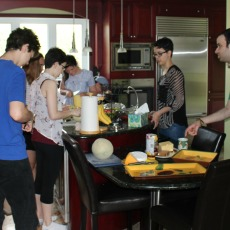 Creating brunch