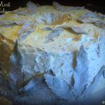 Lemon Mint Yogurt Cake