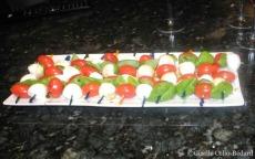 Bocconcini Tomato Skewers