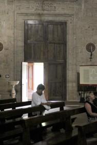 A moment for prayer