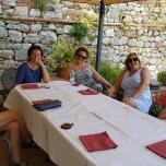 Rosemarie, Venetia, Sandy, Donna & Alison
