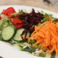 Salad - finally!