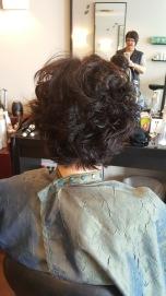 Short hair = more curls