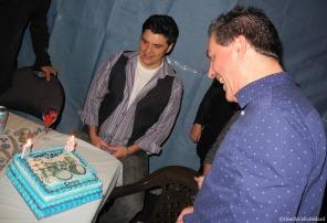 Dany's birthday cake