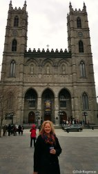 Alison and the Basilica