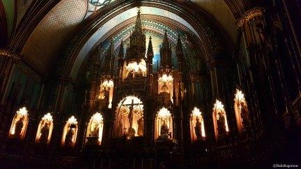 Altar Notre Dame Basilica