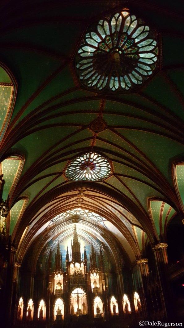 Ceiling of Basilica