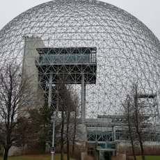 Biodome (or Biosphere)