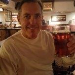 At Ye Olde Orchard Pub