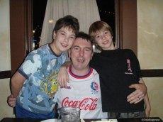 Birthday Boy and Sons