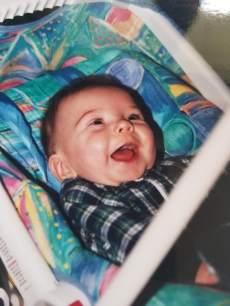 Smiling Austin, Oct. 1996