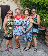 Donna, Dania, Sandy, Me