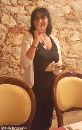 Paula, LaCosta co-owner