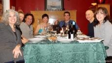 Julie, Christiane, Martin, Me, Dany, Michael, Giselle