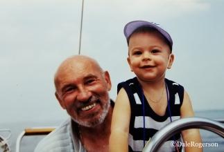 Dad & Iain