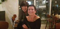 Linda and me