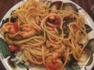 Pasta with Shrimp