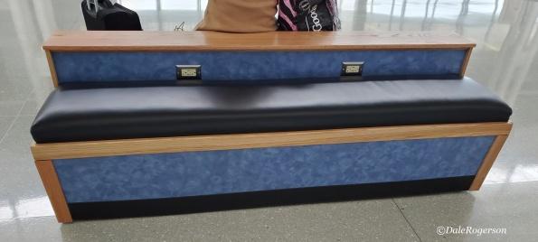 Cushie bench?