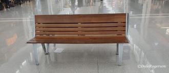 Hard bench?